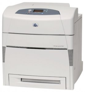 Заправка HP Color LaserJet 5550